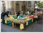 Market days for fresh food