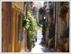 Beautiful streets, Antibes