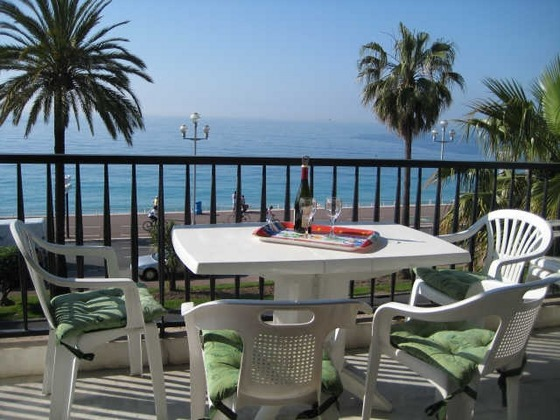 Nice Promenade Terrace Apartment in Nice Promenade, Nice, French Riviera