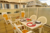 French Riviera > Nice > Bright Carre d'Or Terrace Apartment