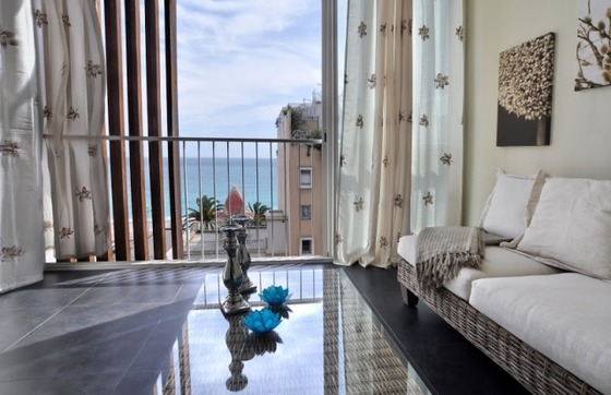 Magnan Sea View 2-Bed Apartment in Nice Promenade, Nice, French Riviera