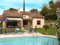 French Riviera > Nice > Nice Hills > Fabron Hillside 4-Bed Family Villa