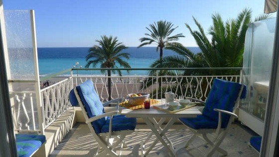 Nice Promenade 1-Bed Apartment in Nice Promenade, Nice, French Riviera