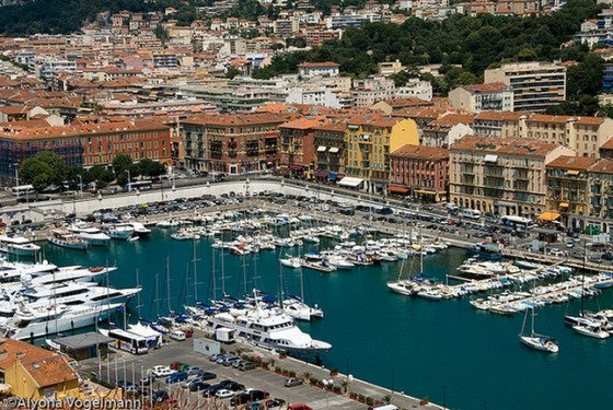 Nice Port luxury 4 bed apt in Nice Port, Nice, French Riviera
