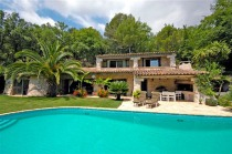 French Riviera > Nice > St Paul de Vence > Villa Saint Paul